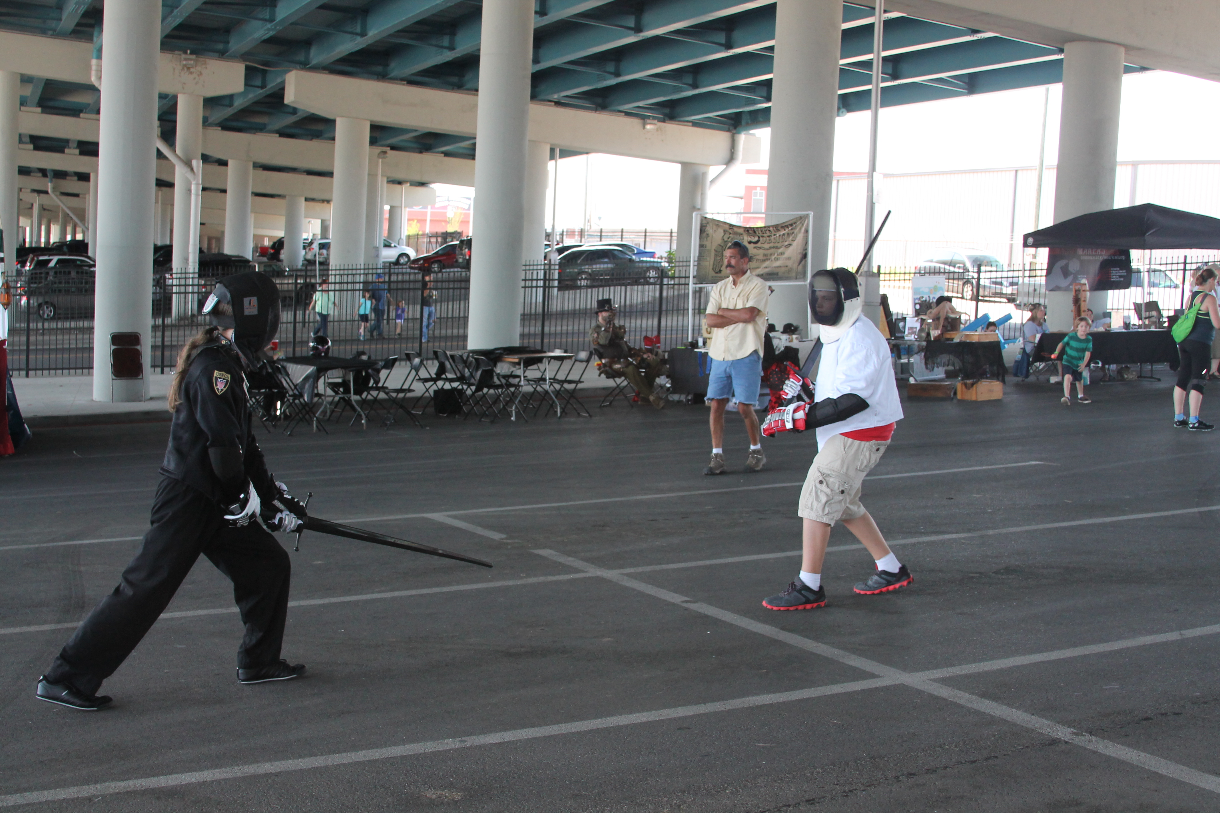 Hema Fencing Longsword Knoxville Academy Of The Blade